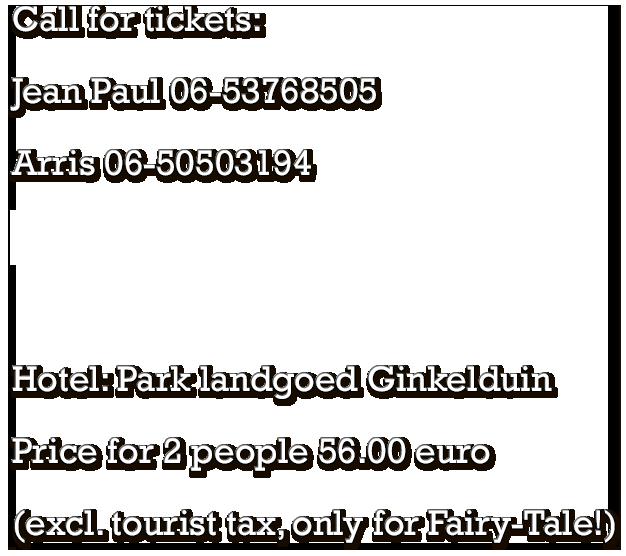 ticket info fairytale kingdom the reunion